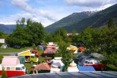campsite Camping Badlerhof