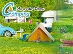 campsite Camping Au an der Donau