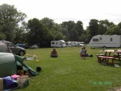 camping Brook Lodge Farm Caravan & Camping Park