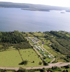 campsite Bras D'Or Lakes Campground Ltd