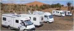 campsite Camping Auberge Sahara