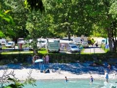 campsite Aktiv-Camping Prutz