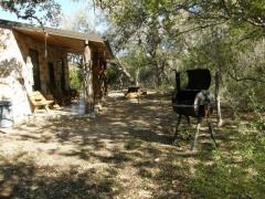 campsite Frio River Cabins