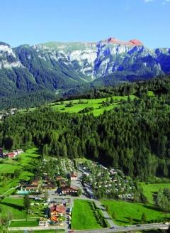 campsite Dolomiti Camping Village