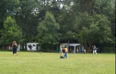 campsite Camping cs Creil