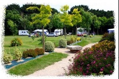 campsite Camping la ferme de lann hoëdic
