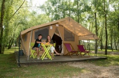 camping Camping Sites et Paysages les Saules - Cheverny