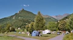 campsite Camping Cabaliros