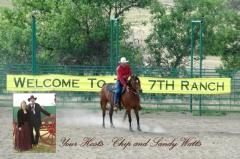campsite 7TH Ranch RV Camp