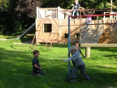 campsite camping am Waldbad