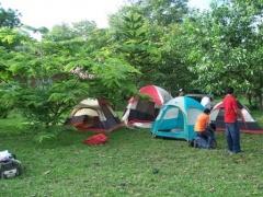campsite Camping Hotel campestre El Pantano