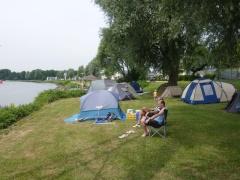 campsite Camping de Oude Maas