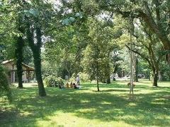 camping Aire Naturelle de Camping du Toy