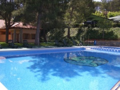 campsite Camping Bungalows Altomira