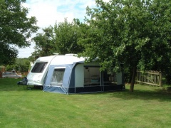 campsite Camping ~ la bucaille