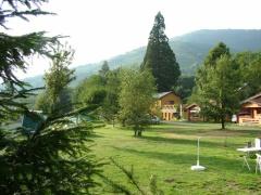 campsite Ascou la Forge