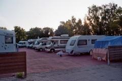 campsite Caravan Park Marina Lanke