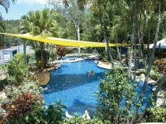 campsite Airlie Cove Resort and Van Park