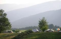 campsite camping les framboisiers