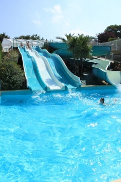 camping camping la Tabardiere