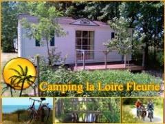 campsite camping giterural laloirefleurie
