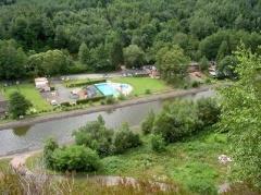 campsite Camping Piscine du Plan Incliné