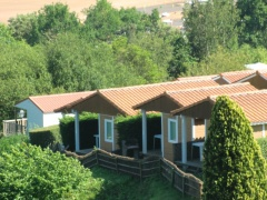 campsite Camping & Bungalows Portuondo