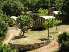 campsite Campasun Camping de l'Aigle