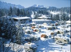 campsite Alpen Caravanpark Tennsee