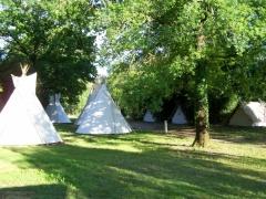 campsite Les Cournoulises