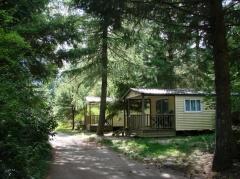 campsite camping terondel