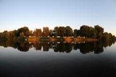 campsite Camping Land an der Elbe Hamburg