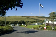 campsite Sun Haven Valley Country Holiday Park
