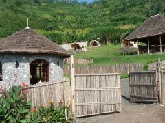 campsite INZU Lodge