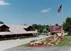 campsite America's Best Campground
