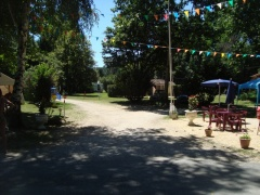 camping camping d'auberoche