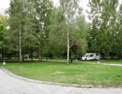 campsite Plitvice Zagreb
