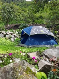 campsite Huigra Viejo Camping