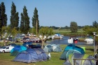 campsite Waveney River Centre