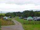 campsite Camping redwellfisheries