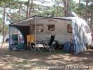 campsite Camping Planik