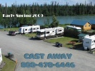 campsite Kenai River - Cast Away Riverside Rv Park
