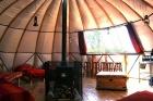campsite Larkhill Tipis Ltd