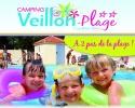 campeggio Camping Veillon-Plage 'Le Bouc Etou'