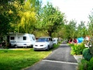 campsite Camping Aire-Ona