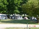 campsite camping de la plage