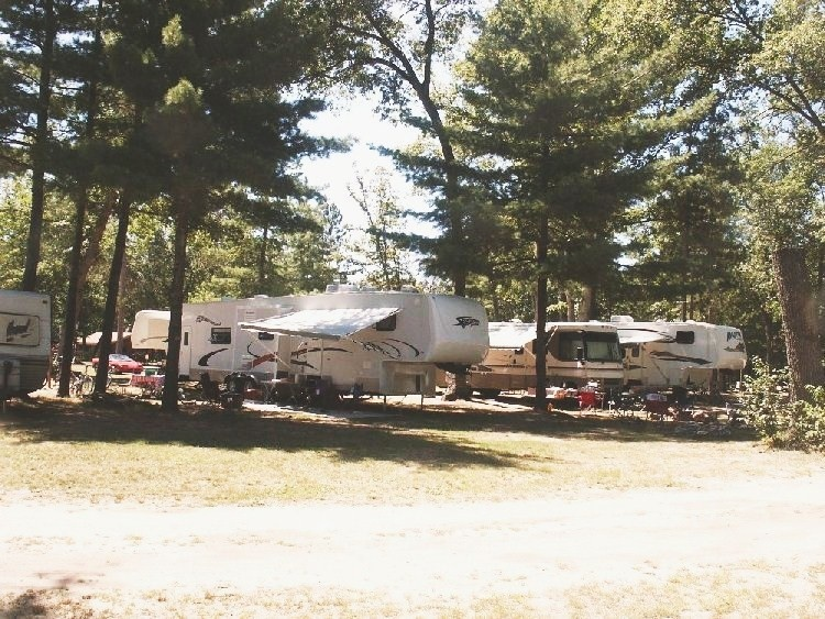 Campsite Twin Oaks RV Campground U0026 Cabins ...