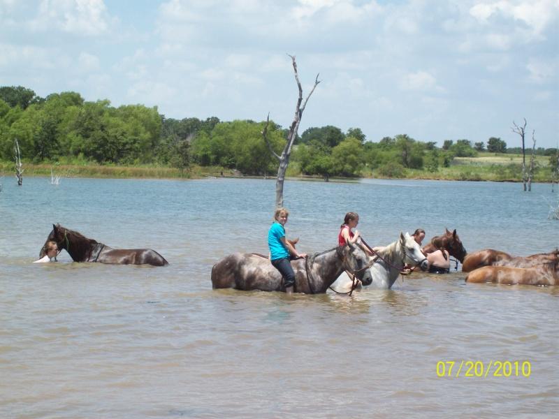Black Mustang Ranch Horseback Riding Summer Camp At