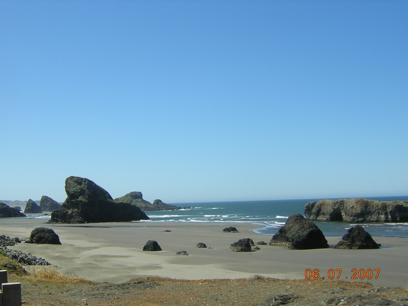 Indian Creek Rv Park Gold Beach Oregon