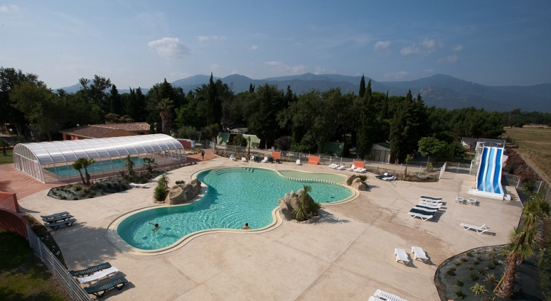 Attractive Campsite Le Méditerranée ...
